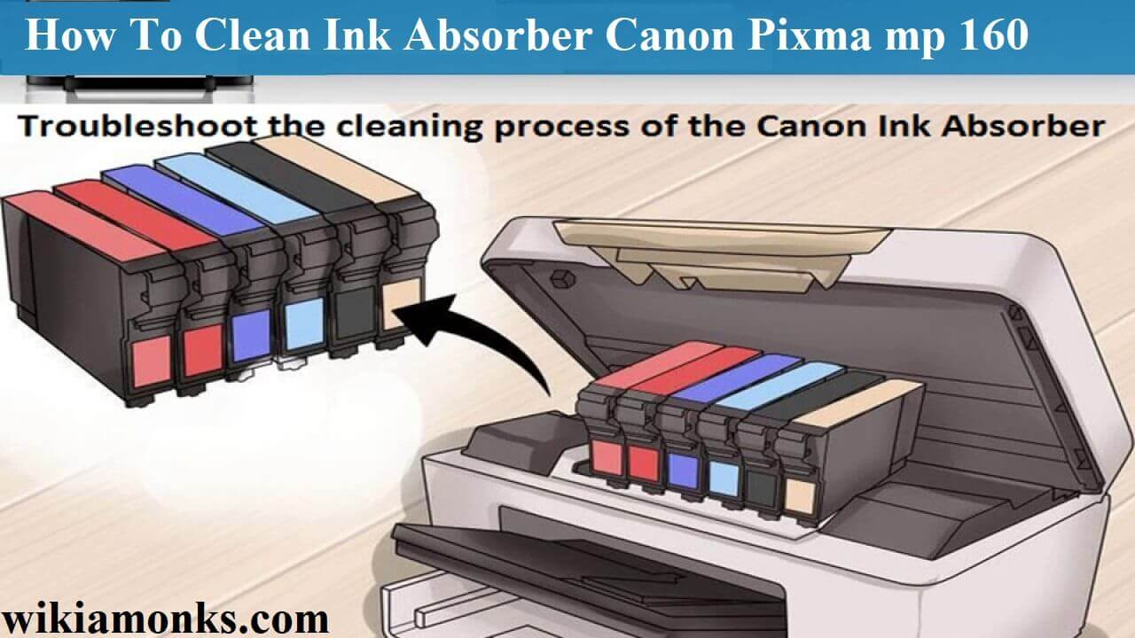 Canon Ink Absorber Full - Collections Photos Canon