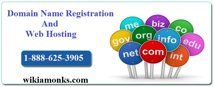 Domain Name Registration And Web Hosting Wikiamonks