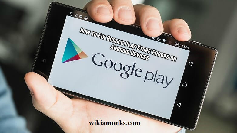 Error Code 971: How To Fix or Repair in Google Play Store