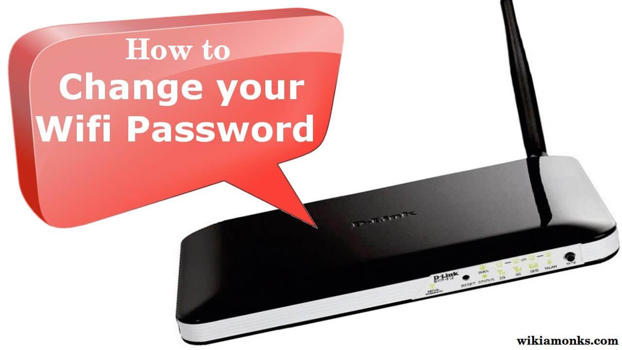 how to change cogeco wifi password
