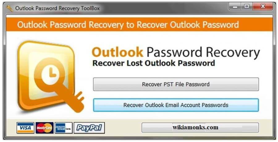Outlook Password Recovery  Reset Phone Number